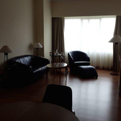 Allium executive suite living room