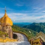 Kyaikhtiyo Golden Rock Myanmar