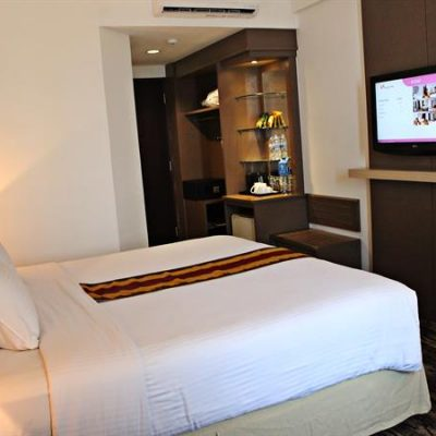 Swiss inn superior-room, Batam, Indonesia