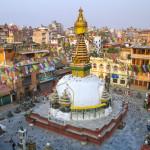 Kathesimbu-Stupa-Kathmandu Nepal
