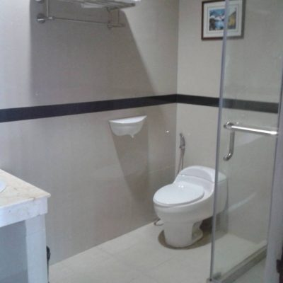 bintan spa villa toilet
