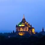 Thatbyinnyu Temple, Myanmar
