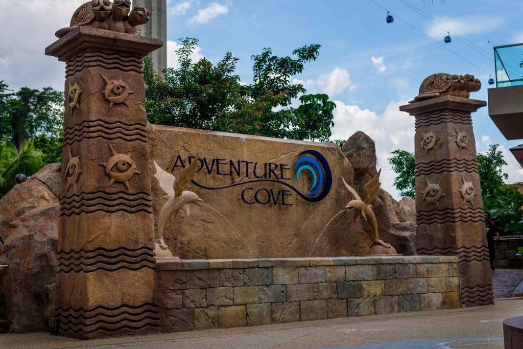 Universal Studios Singapore Amp Adventure Cove Rws Package