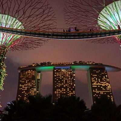 gardens by the bay marina-bay