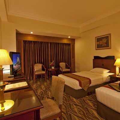 Batam Planet Holiday Deluxe Room