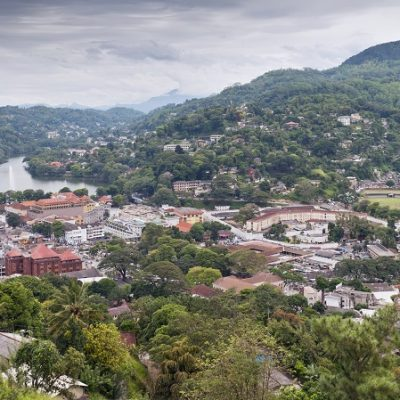 Kandy City View