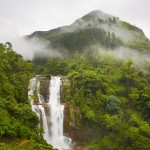 Nuwara Eliya Waterfall