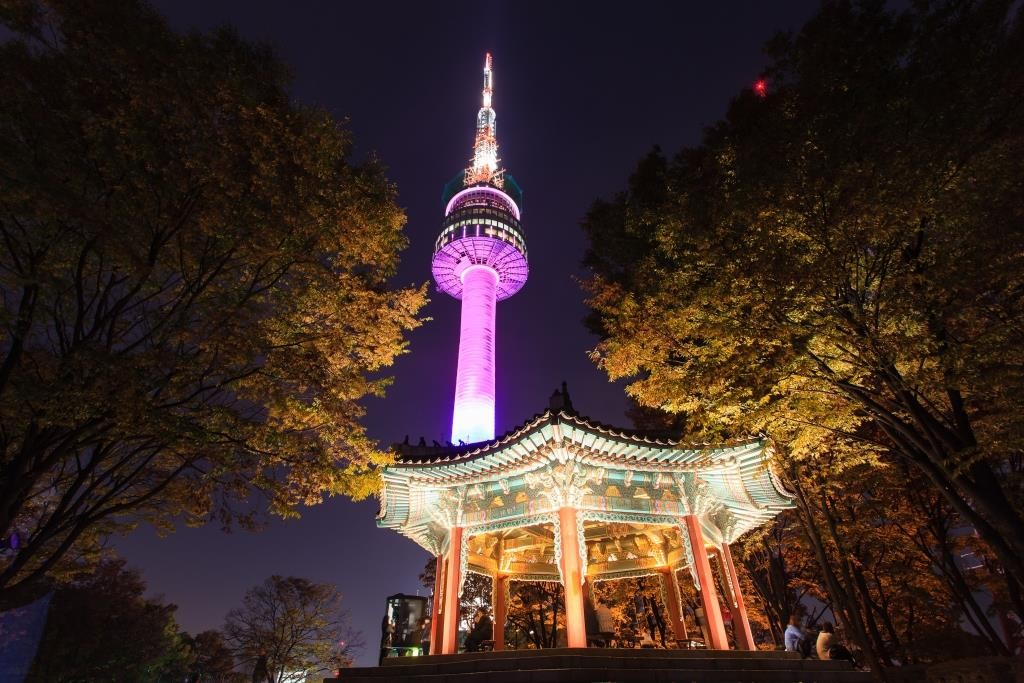 South Korea_Namsan