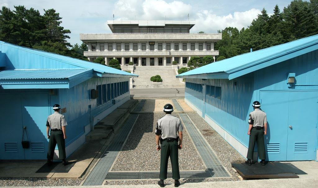 DMZ Demilitarized Zone Seoul South Korea