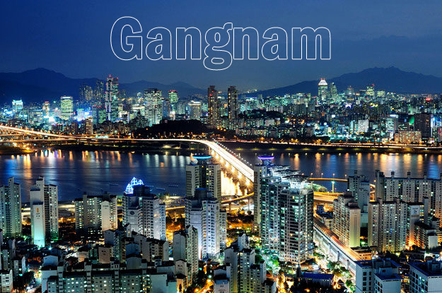 Gangnam Seoul South Korea
