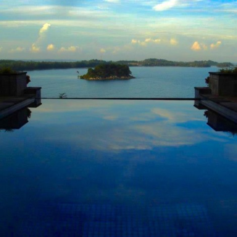 Banyan Tree Bintan, Double Pool Villa