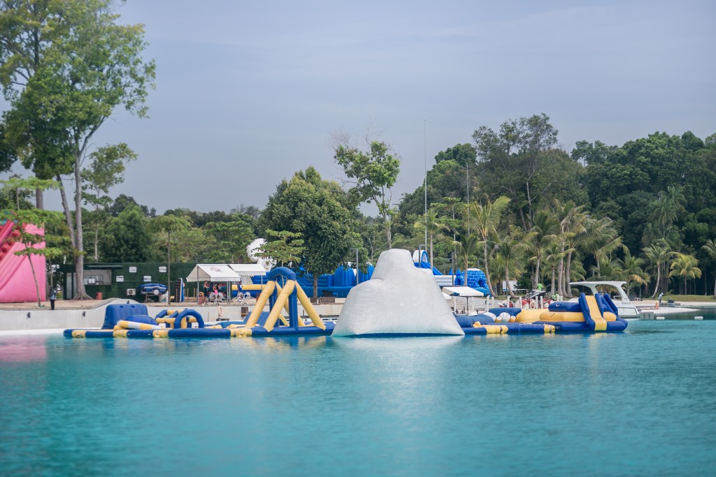 Bintan Canopi Floating Watersport Park