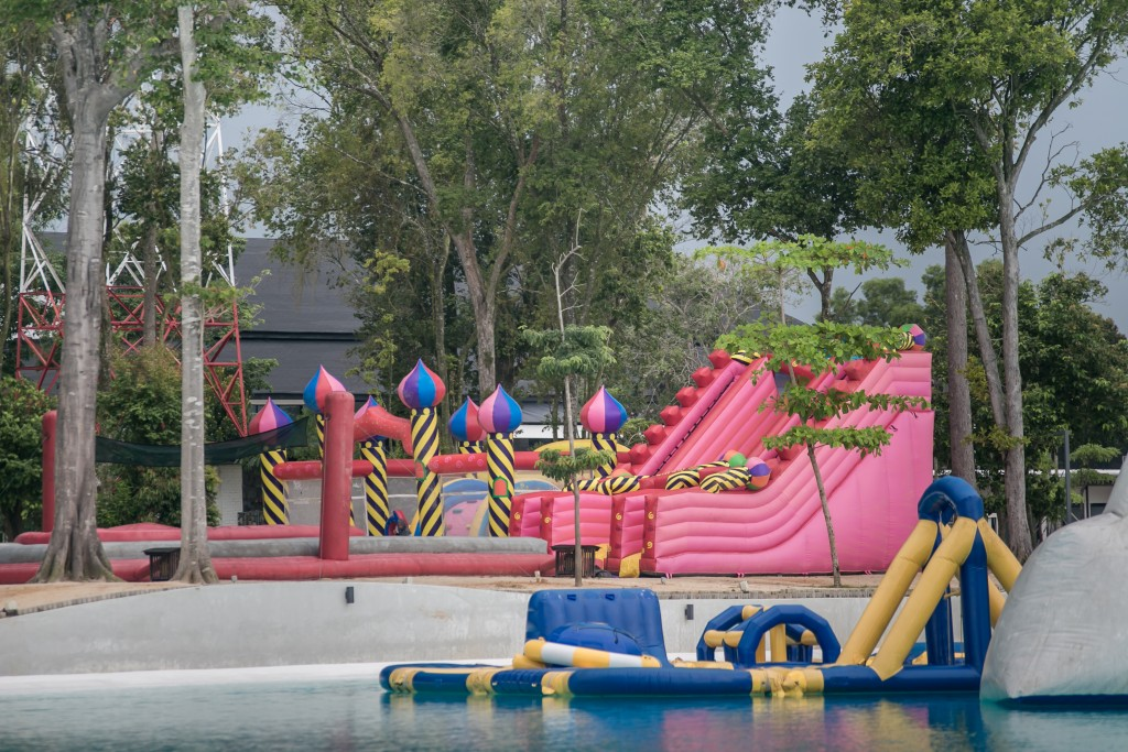 Bintan Canopi Floating Watersport Park 2