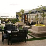 Eska Batam outdoor dining