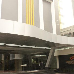 Sahid Batam Center exterior