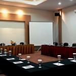 Sahid Batam Center function room