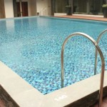 Sahid Batam Center swimming pool